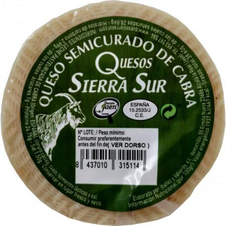 Queso de Cabra Semicurado Sierra Sur