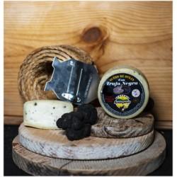 Queso de oveja con trufa negra Montequesos
